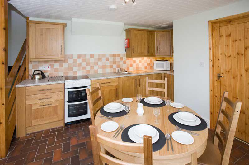 Hawthorn Cottage Kitchen Dining